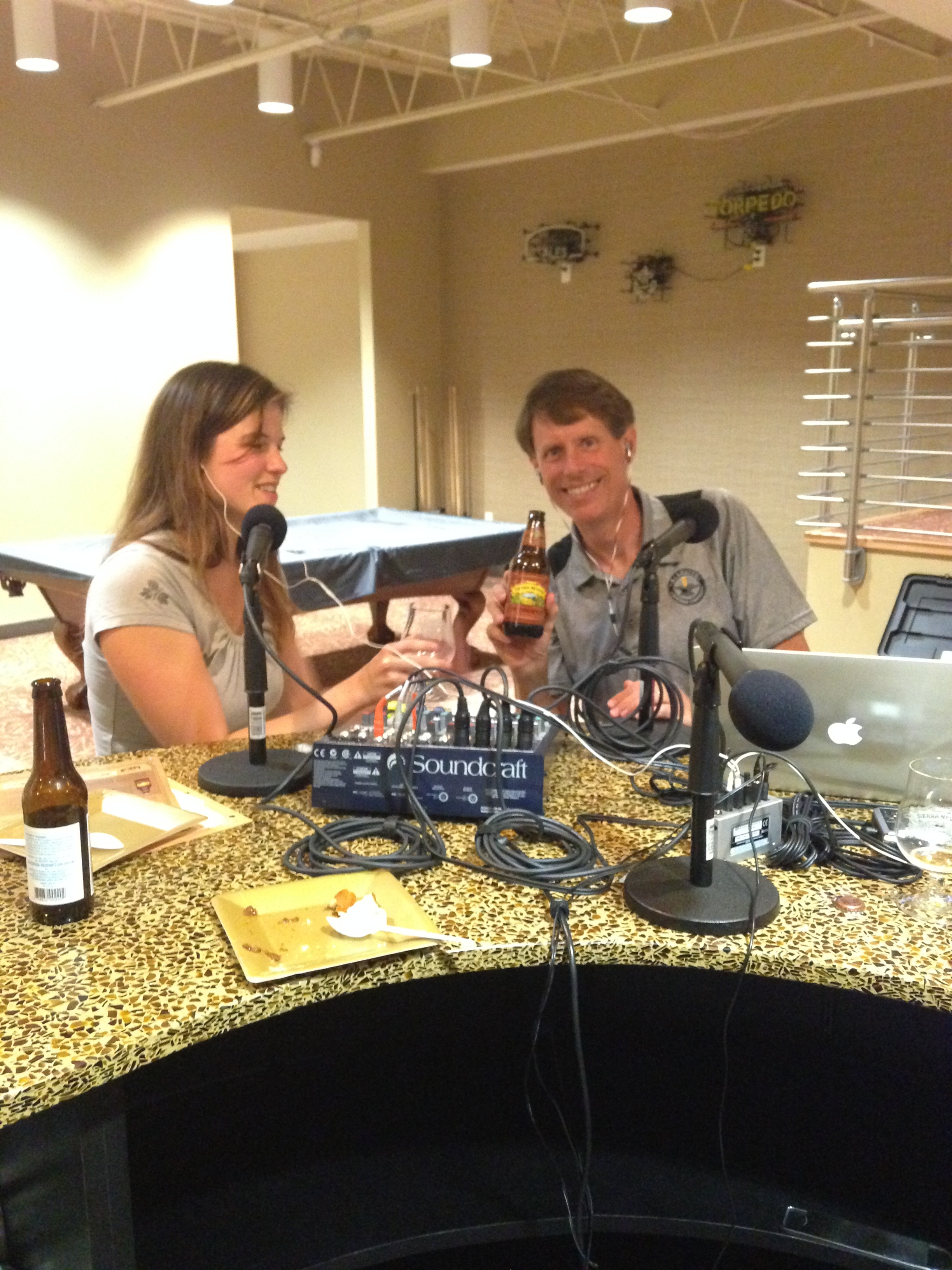 craft beer raleigh podcast
