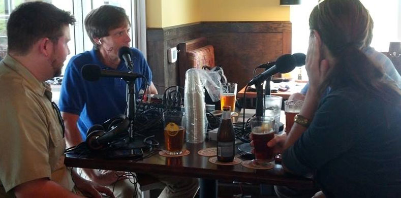 podcast beer