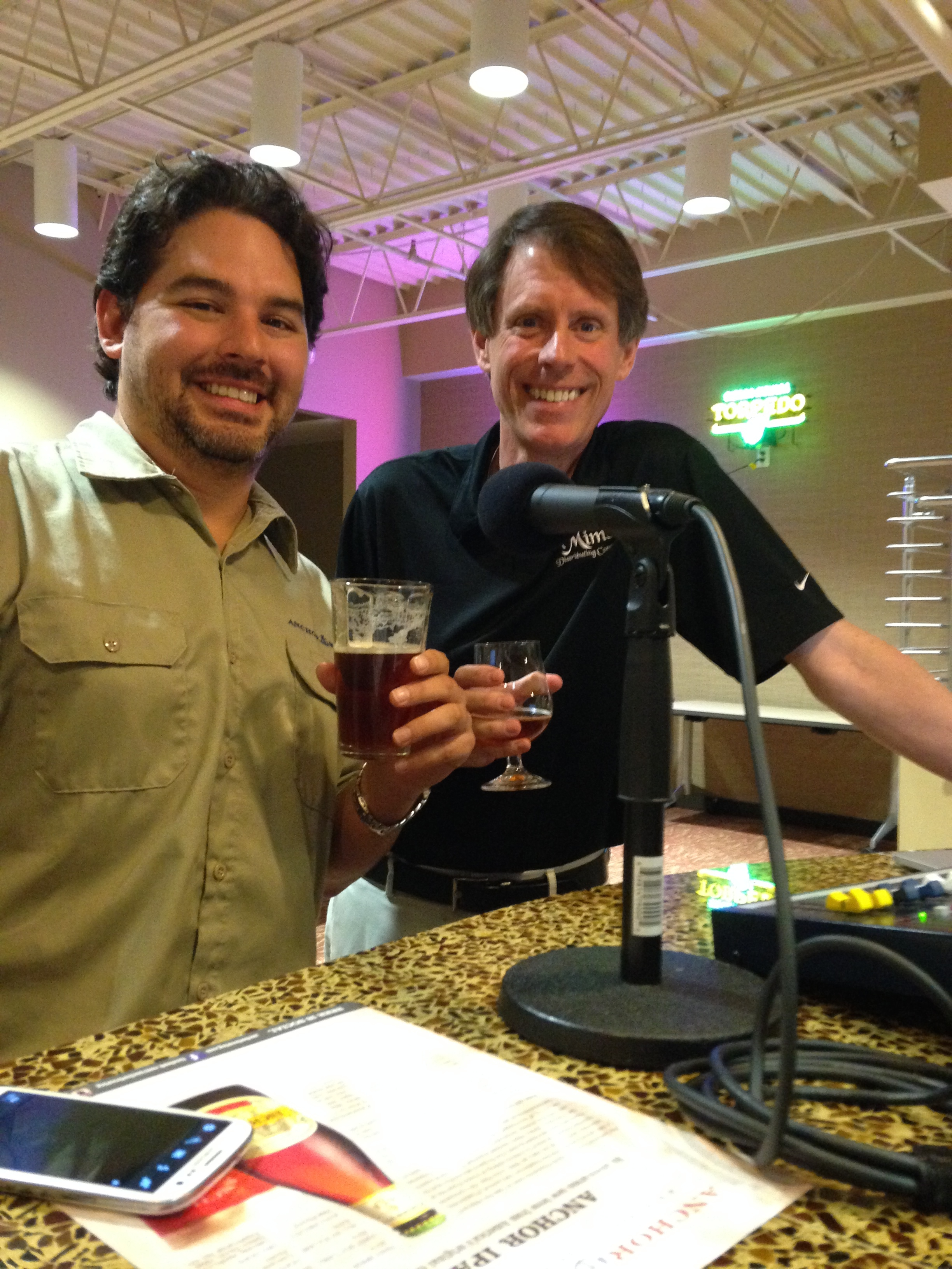 Craft Beer Podcast Raleigh