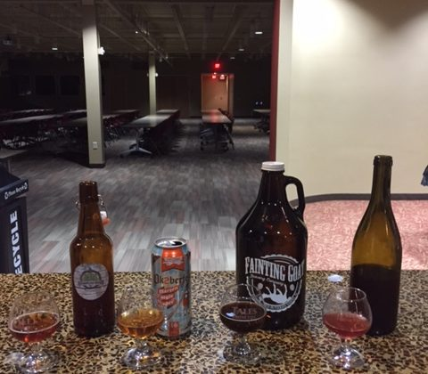 Episode 180 – Fall Beers From Fainting Goat, Compass Rose, and Two Roads, Plus Mead from Honeysuckle!